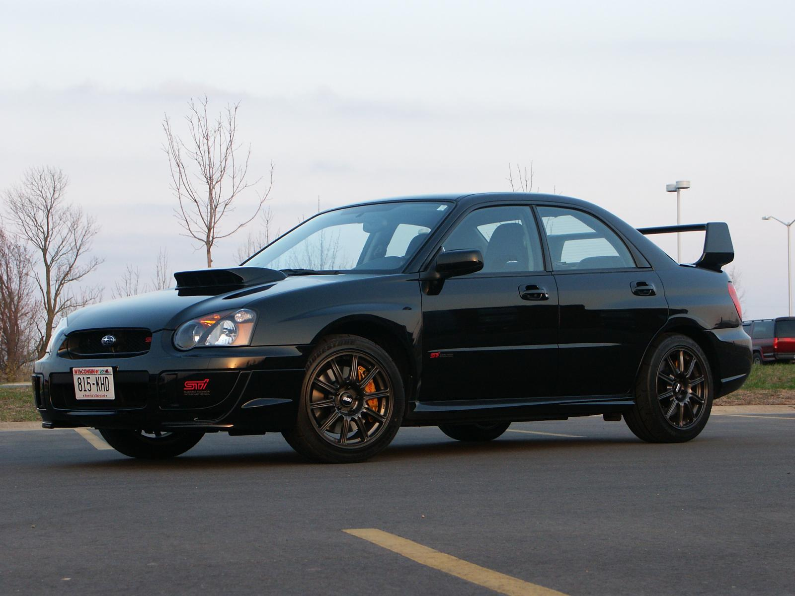 2005 subaru impreza wrx sti 1/4 mile trap speeds 0-60 - dragtimes