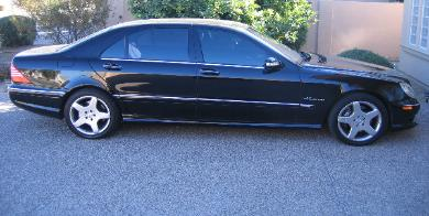 2004  Mercedes-Benz S600 RENNtech picture, mods, upgrades