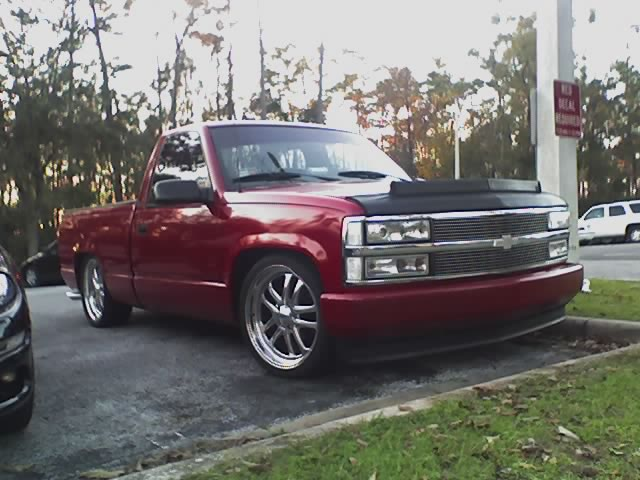 1991  Chevrolet CK1500 Truck  picture, mods, upgrades