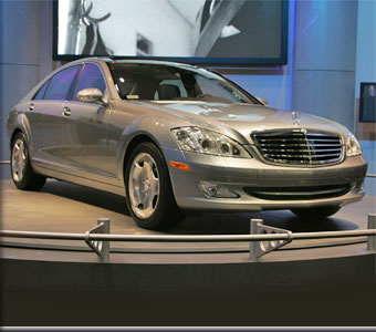 2007  Mercedes-Benz S600  picture, mods, upgrades