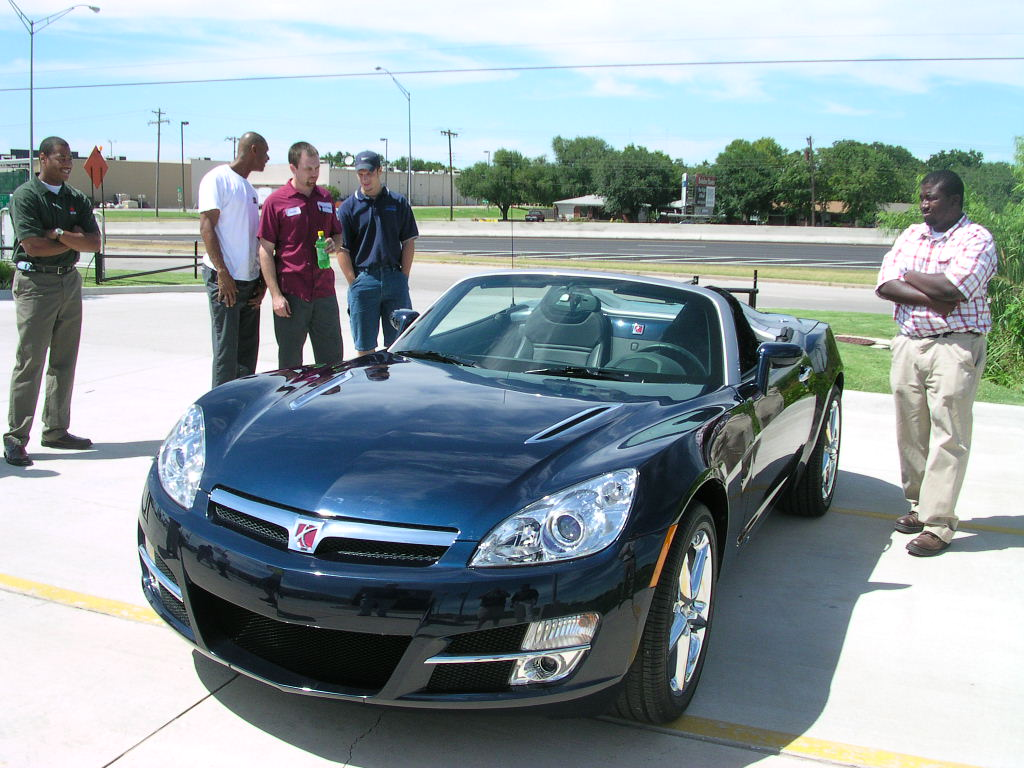 2007  Saturn Sky  picture, mods, upgrades