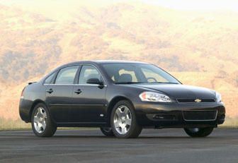 2006  Chevrolet Impala SS picture, mods, upgrades