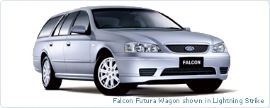 2006 Ford Futura Sprint GT/A Wagon