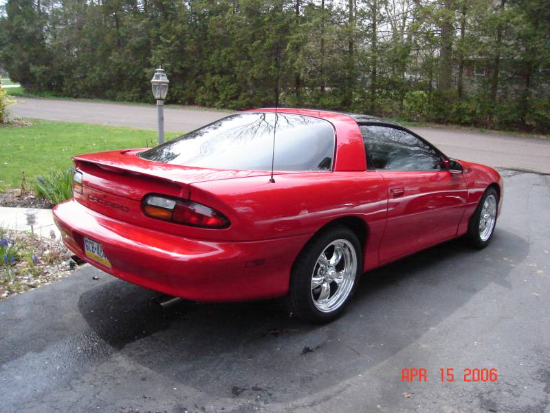 1998 Chevrolet Camaro RS