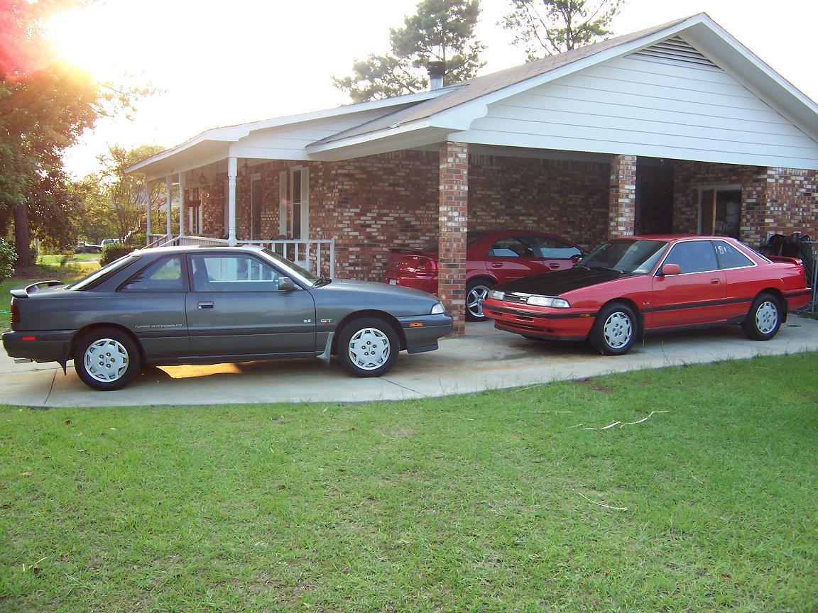 1989 Mazda MX6 GT