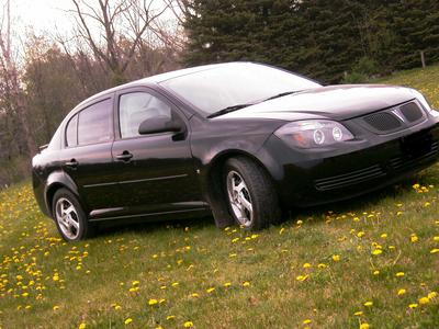 2006  Pontiac Pursuit G5 picture, mods, upgrades