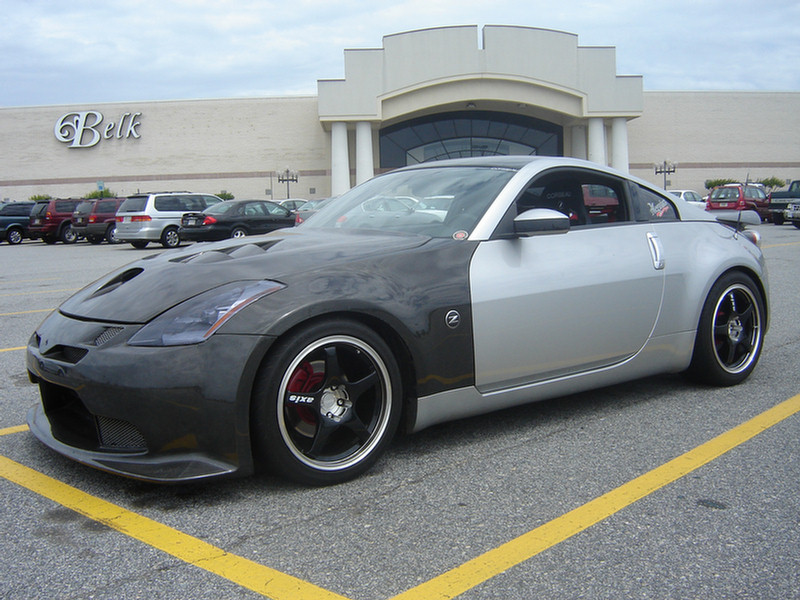 2003  Nissan 350Z Performance Edition picture, mods, upgrades