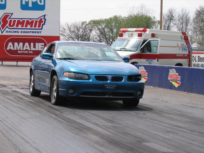 1998  Pontiac Grand Prix GTP Daytona #838 picture, mods, upgrades
