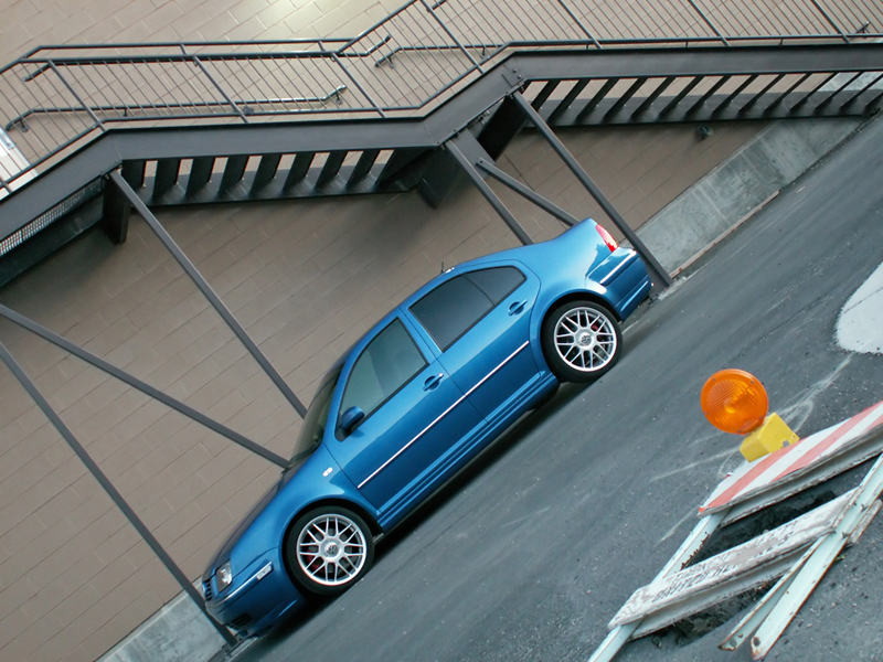 You can vote for this Volkswagen Jetta GLI to be the featured car of the