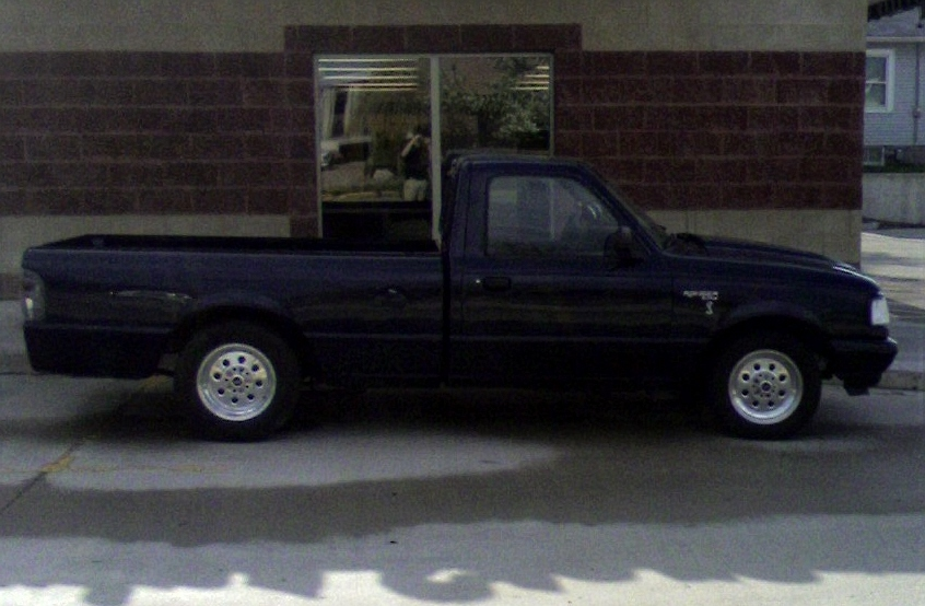 1995  Ford Ranger  picture, mods, upgrades