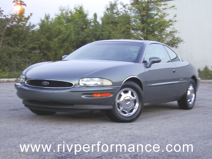 pictures of 1998 buick