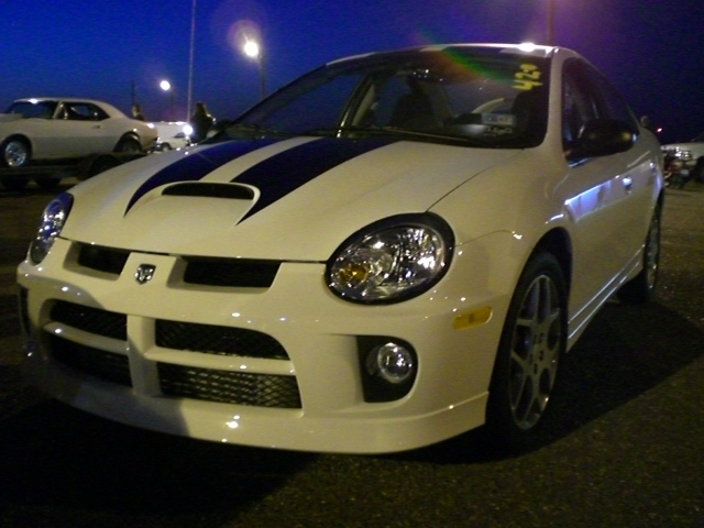 2005 Dodge Neon SRT-4 Commemorative Edition