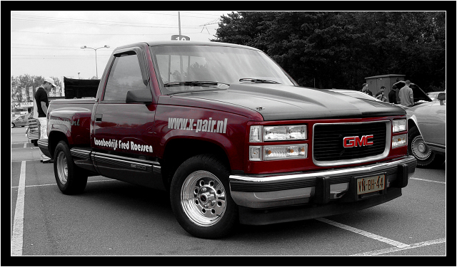 1989  GMC Sierra CK1500 c1500 stepside picture, mods, upgrades