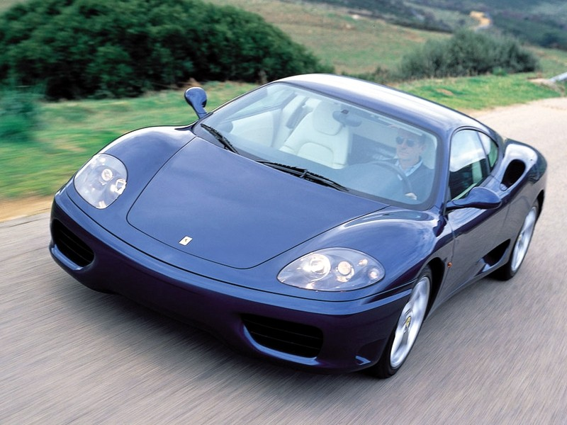 2000 Ferrari 360 Modena picture, mods, upgrades