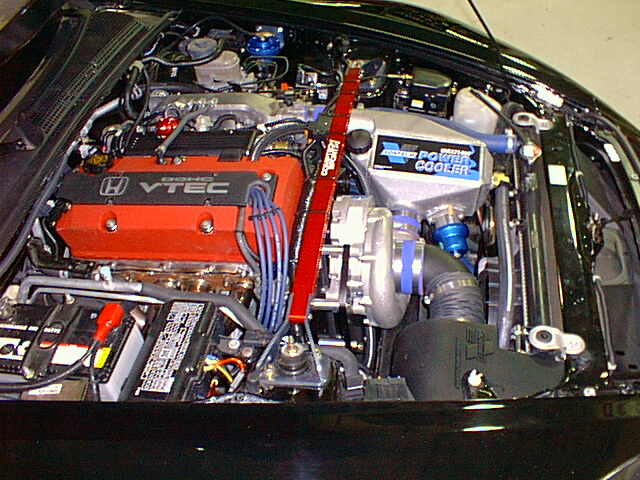 2004 Honda S2000 Supercharger