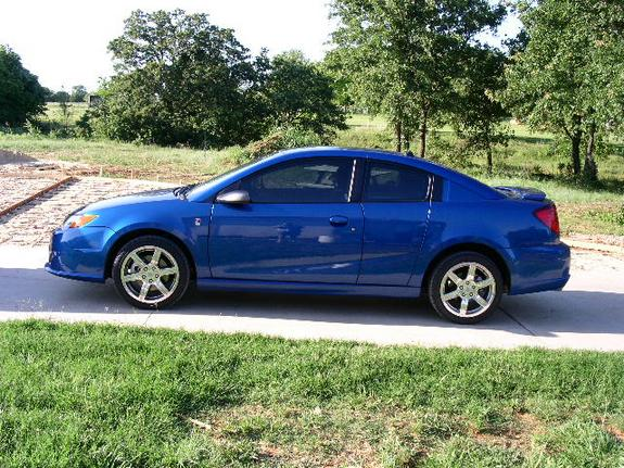 2004 Saturn ION Redline Supercharger 1/4 mile Drag Racing timeslip ...