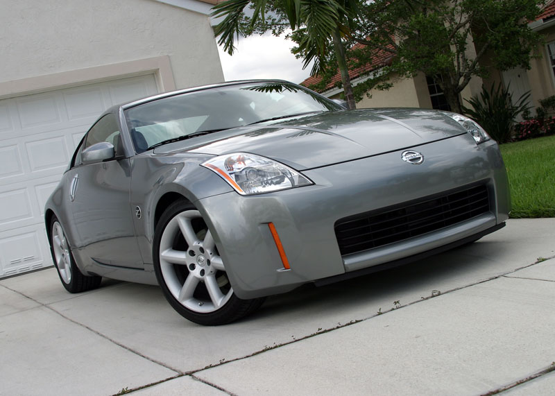 Nissan Z on Nissan 350z Battery