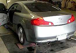 2005  Infiniti G35 Coupe picture, mods, upgrades
