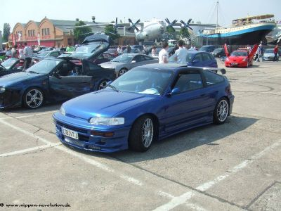 1990 Honda Civic CRX ef