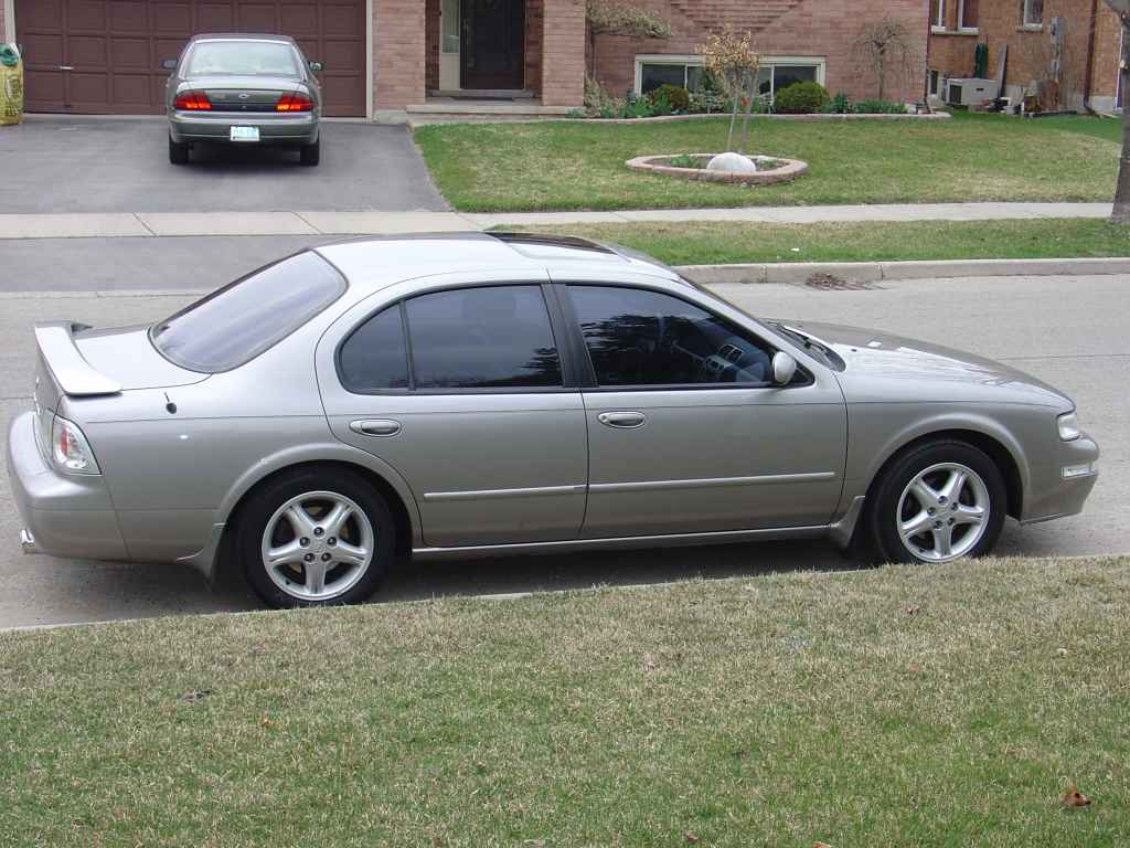 1998  Nissan Maxima SE picture, mods, upgrades
