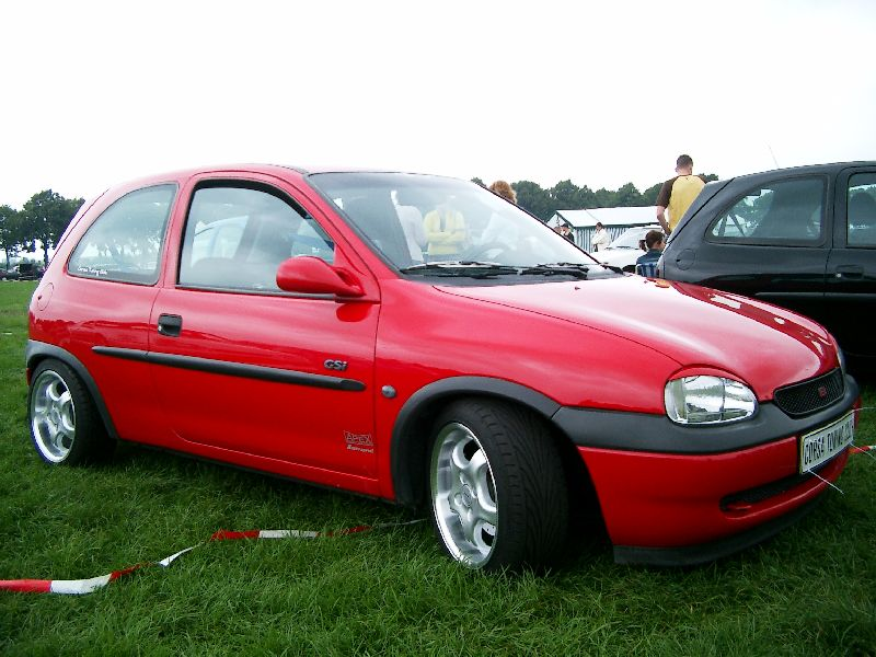 1997  Opel Corsa B picture, mods, upgrades