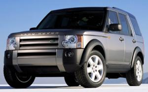 2006  Land Rover LR3 V-6 picture, mods, upgrades