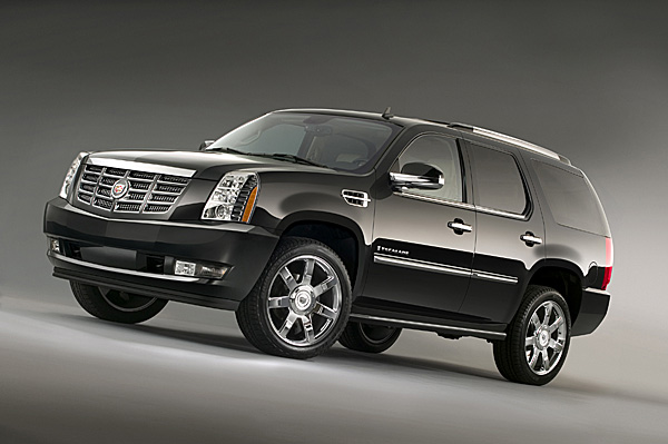 2006  Cadillac Escalade AWD picture, mods, upgrades