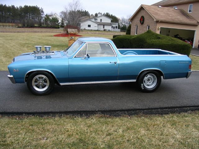 1967  Chevrolet El Camino  picture, mods, upgrades