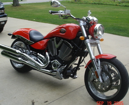 2005  Victory Hammer  picture, mods, upgrades