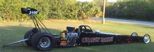 1999 Dragster Rear Engine Q/R