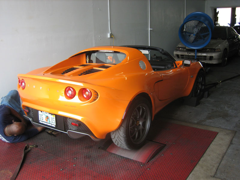 2005  Lotus Elise  picture, mods, upgrades