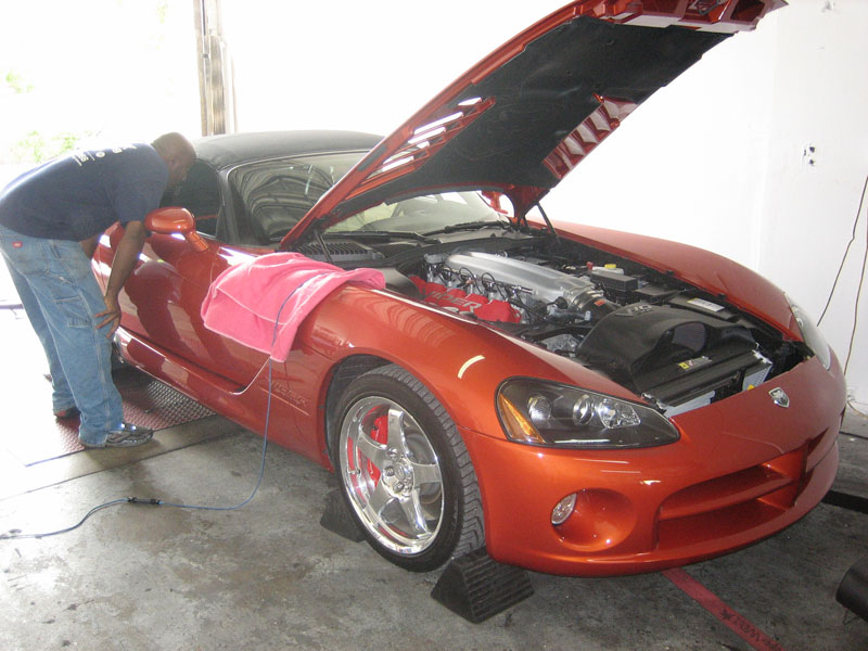 2005  Dodge Viper SRT-10 Copperhead picture, mods, upgrades