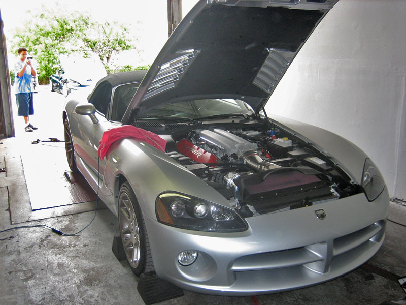 2004 Dodge Viper SRT10 Paxton Supercharged