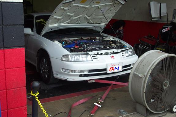 1992  Honda Prelude Si picture, mods, upgrades