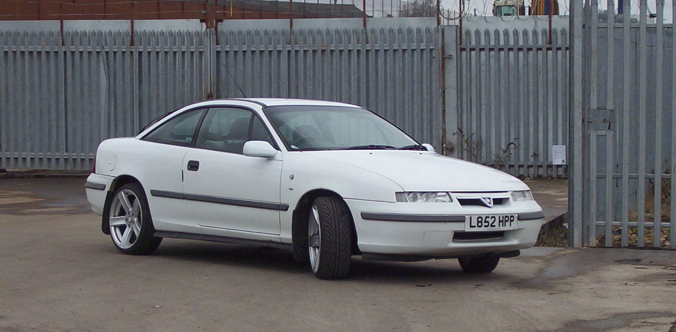 1994  Vauxhall Calibra V6 2.5L Coupe picture, mods, upgrades