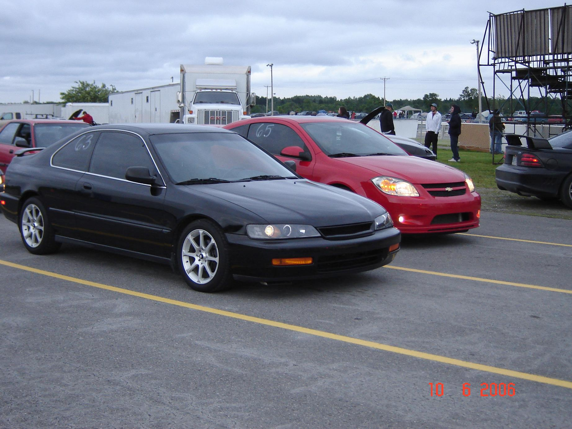 1997  Honda Accord Lx  -  H22A JDM picture, mods, upgrades