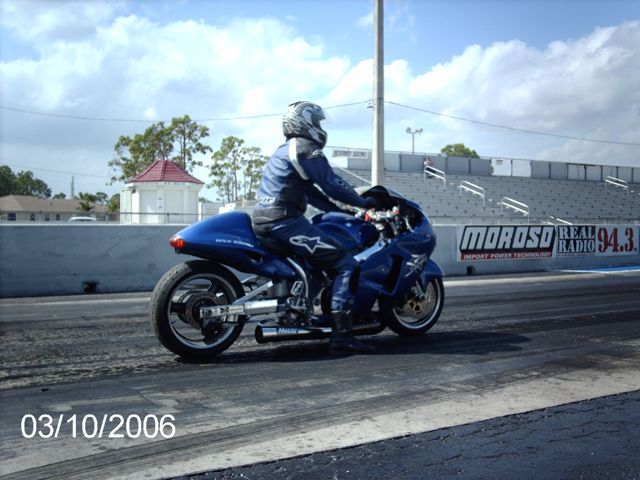 2000  Suzuki Hayabusa 1300 picture, mods, upgrades