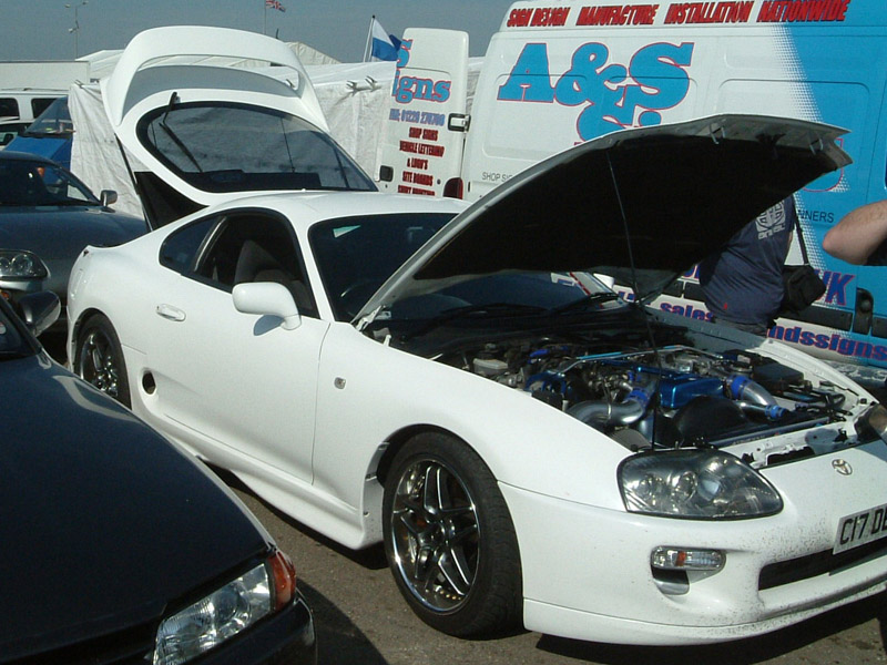 1994  Toyota Supra RZ 6 SPEED JAP picture, mods, upgrades