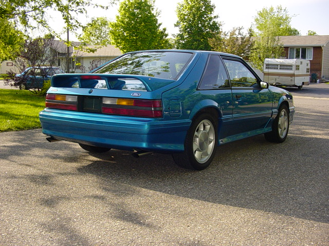 1993  Ford Mustang Cobra picture, mods, upgrades