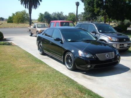 2002  Nissan Altima SE 3.5 picture, mods, upgrades