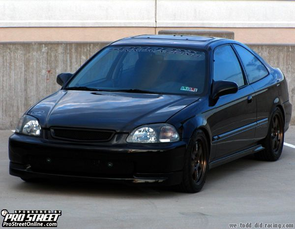 civic honda 1998 dx mods crx ride upgrades dragtimes cardomain follow close