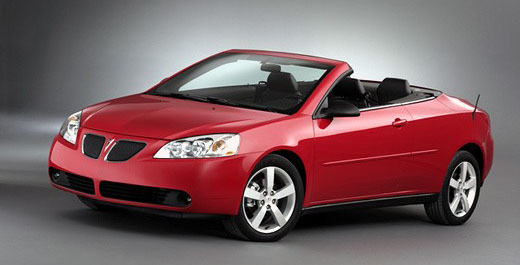 2007  Pontiac G6 GTP Convertible picture, mods, upgrades