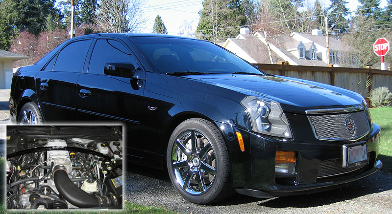 2005 cadillac cts v 1 4 mile drag racing timeslip specs 0. Black Bedroom Furniture Sets. Home Design Ideas