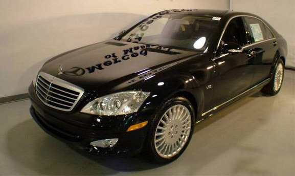 Mercedes-Benz S600 Picture