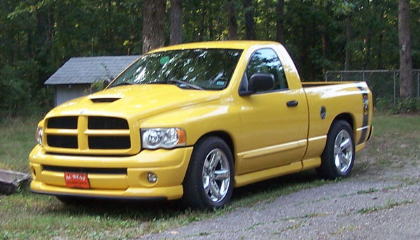 2004  Dodge Ram 1500  picture, mods, upgrades