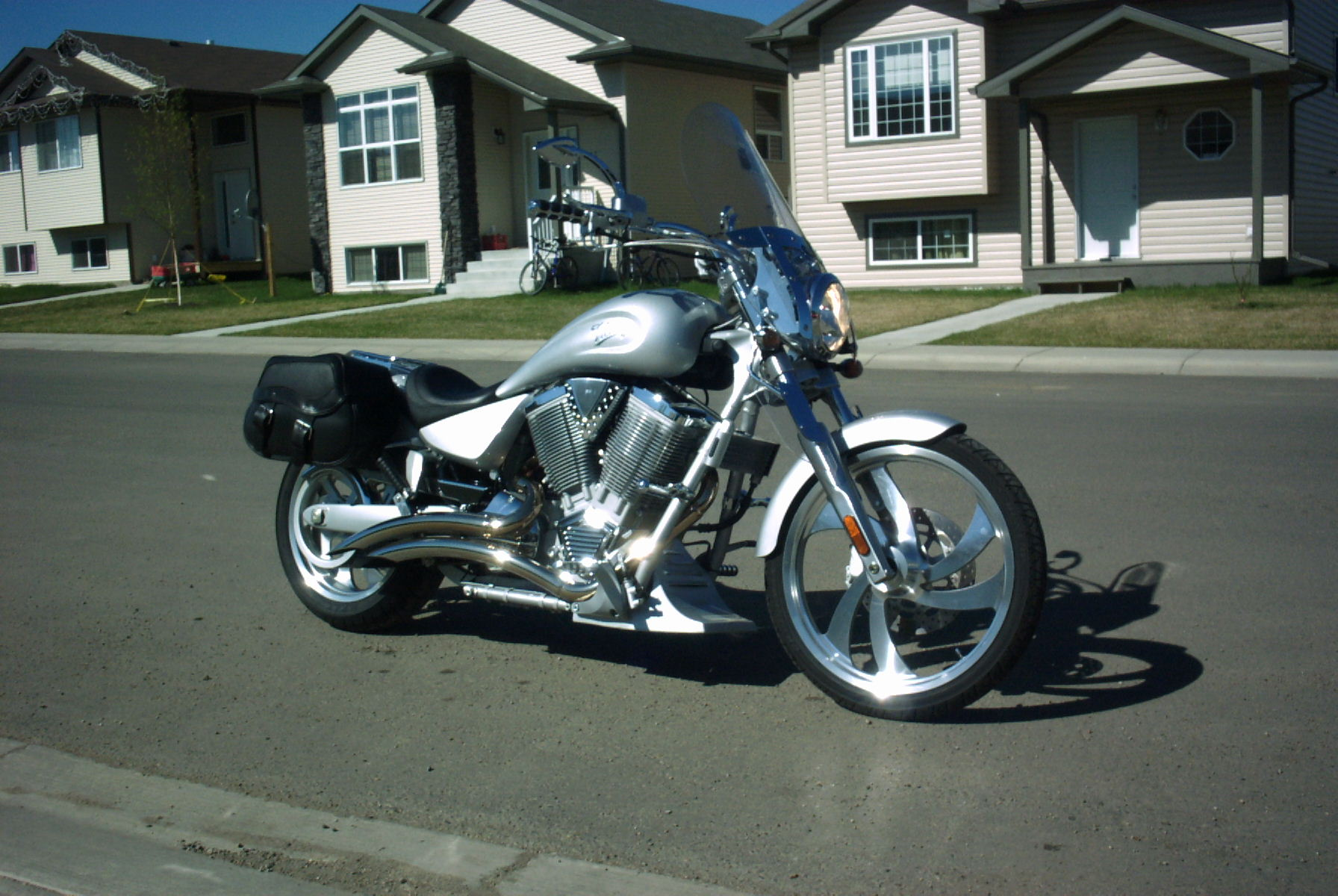 2003  Victory Vegas  picture, mods, upgrades