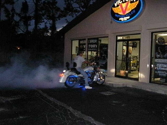 2005  Victory Kingpin LX picture, mods, upgrades