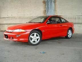 1999 Chevrolet Cavalier Z24 Nitrous