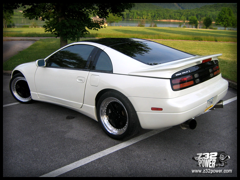 1991 Nissan 300ZX Twin-Turbo