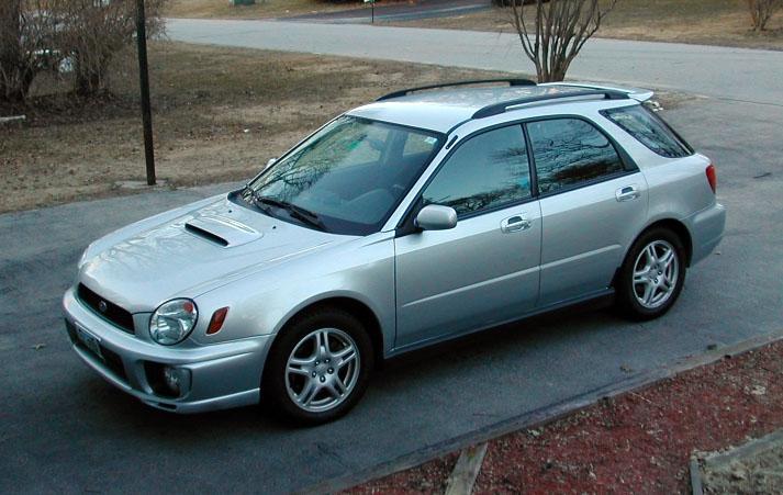 2003 Subaru Impreza Wrx Wagon | The Wagon |2003 Impreza Wrx Wagon Stanced